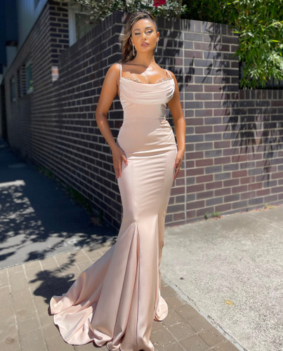 Jadore JX5016 Gown - Champagne