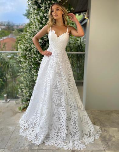 PRE ORDER Jadore JX5032 Gown - Ivory