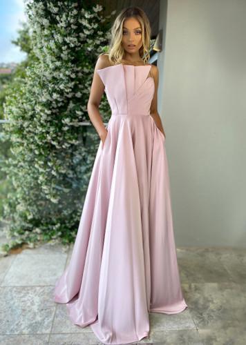 Jadore JX5010 Gown - Pink