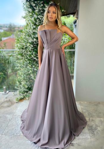 Jadore JX5010 Gown - Dark Mocha