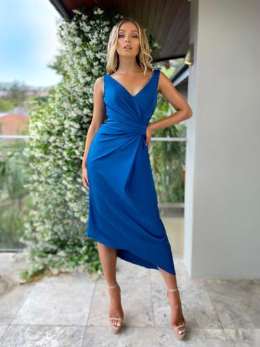Jadore JX5013 Dress - Teal