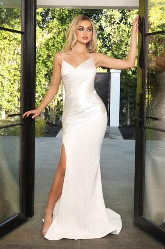 Portia & Scarlett PS21057 Gown - Ivory