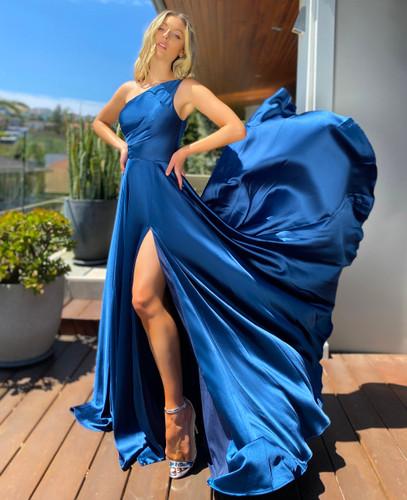 Jadore JX5012 Gown - Teal