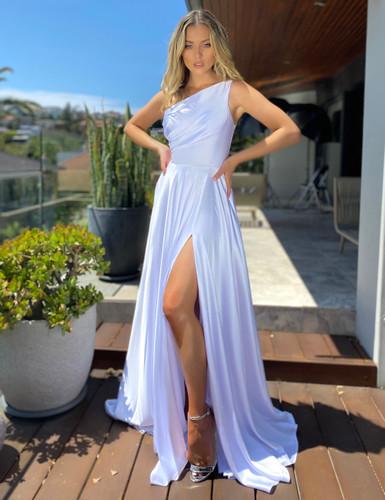 Jadore JX5012 Gown - White