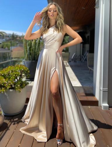 Jadore JX5012 Gown - Cream