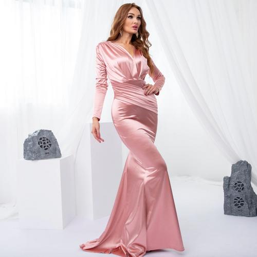 Mila Label Jadore Gown - Pink