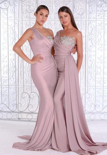 Portia & Scarlett PS21219 Gown - Mauve