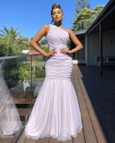 Jadore JX5071 Gown - Lilac