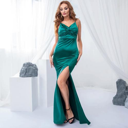 Mila Label Marlies Gown - Emerald
