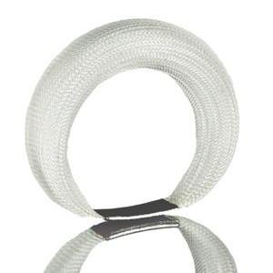 Workshop85 - Sophia Emmett - Bracelet - Single Mesh in Clear