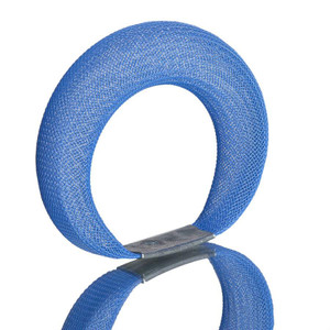 Workshop85 - Sophia Emmett - Bracelet - Single Mesh in blue