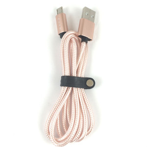 The One Cable - Nylon - Rose Gold Comes with a MACO cable tie