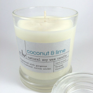 Rohz - Large Candle - Coconut & Lime