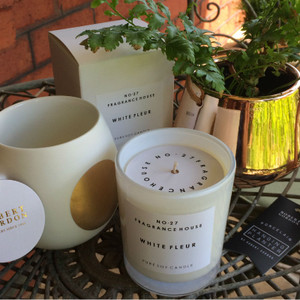 Casetta Giving Bundle - Candle, Moon Mug & Copper Planter