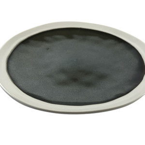 Robert Gordon Flux Collection Side Plate - Platinum