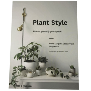 Ivy Muse - Plant Style, Book - Front Cover