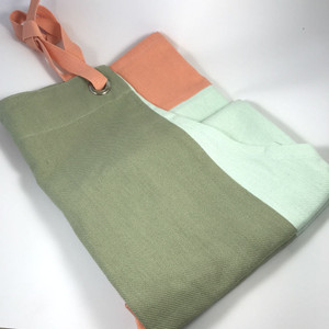 Mint Home - Rylee Apron - Faded Sage