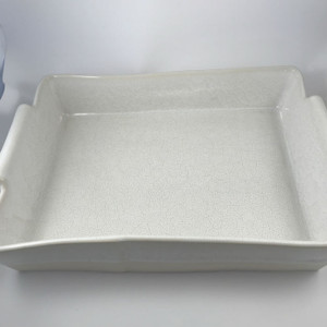 Robert Gordon - FEAST Rectangle Baker 36cms x 25 x 7, Oven to Table, Colour Natural