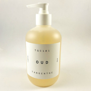 Organic Liquid Hand Soap - OUD - 350ml  by Tangent GC