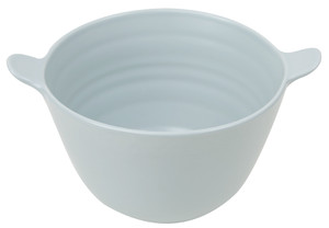 Willow Small Salad Bowl in Blue Haze