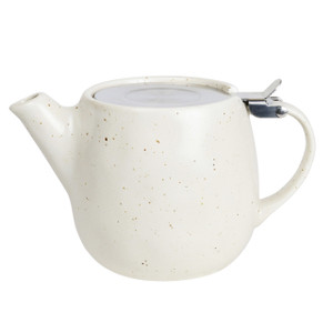 Robert Gordon Earth Teapot in Natural - Earth Collection Café Style, Restaurant Grade