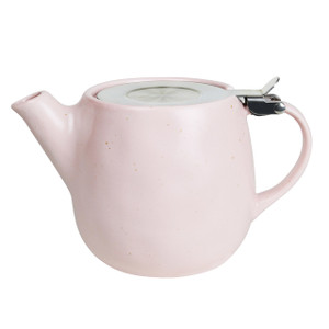 Robert Gordon Earth Teapot in Pink - Earth Collection Café Style, Restaurant Grade