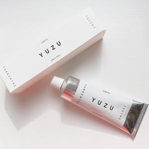 Organic Hand Cream - YUZU - 50ml  by Tangent GC
