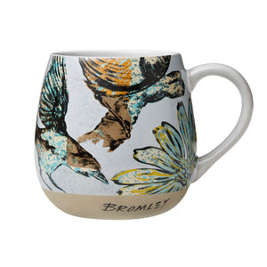 Robert Gordon X Bromley - Hug Me Mug - OL Bird
