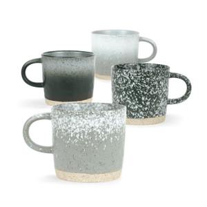 Robert Gordon - Strata Mugs (set of 4) - Mixed