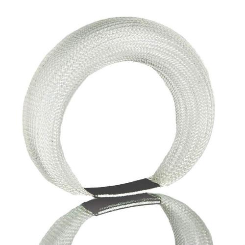 Workshop85 - Sophia Emmett - Bracelet - Single Mesh in Clear