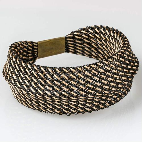 Workshop85 - Sophia Emmett - Bracelet - Entwined Bronze