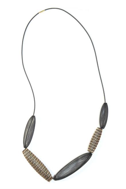 Workshop85 - Sophia Emmett - Entwined Bronze Loop