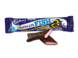 CADBURY CHOC FISH  20g x 42