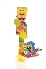 SpongeBob Cool Fan &Candy  96.9g  x  12