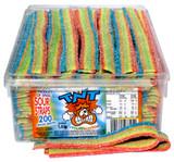 TNT Multi Colour Sour Straps 200s