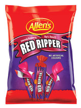 Allen's Red Rippers 800g