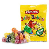 Maynards Bassetts Jelly Babies 190g