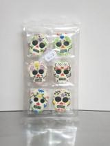 Sugar Skull Cake Topper