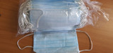 3 ply surgical masks x 50