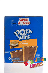 Pop Tarts Frosted S'mores 104g x 6
