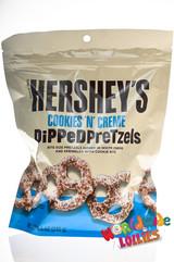Hersheys Cookies n Cream Pretzel Pouch  240g