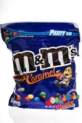 M&M Caramel Party Bag 1.077KG