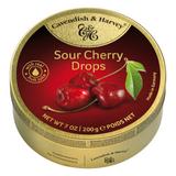 Cavendish and Harvey Tins Sour Cherry 200g