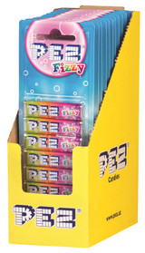 8 pack fizzy blister refills display