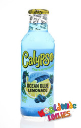 Calypso Ocean Blue Lemonade 473ml