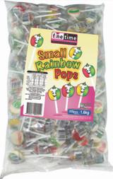 Small Rainbow Pops