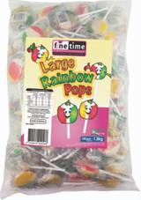 Large rainbow pop