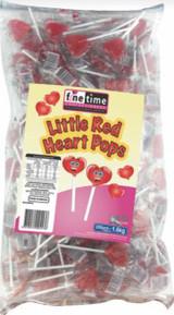 Little Red Heart Pops