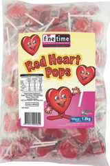Red Heart Pops
