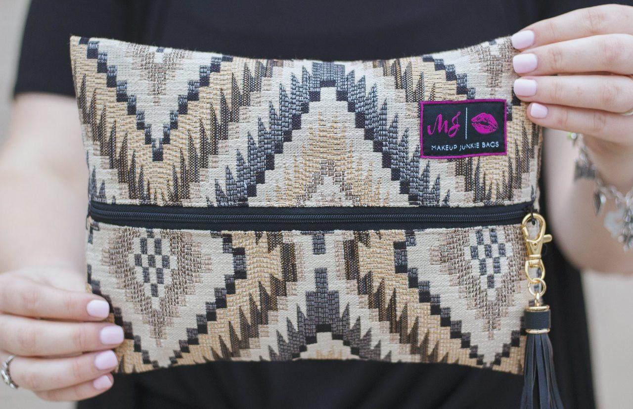 06b6d0853feb Allister Makeup Junkie Bag Free shipping